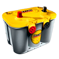 Batterie Optima Yellowtop